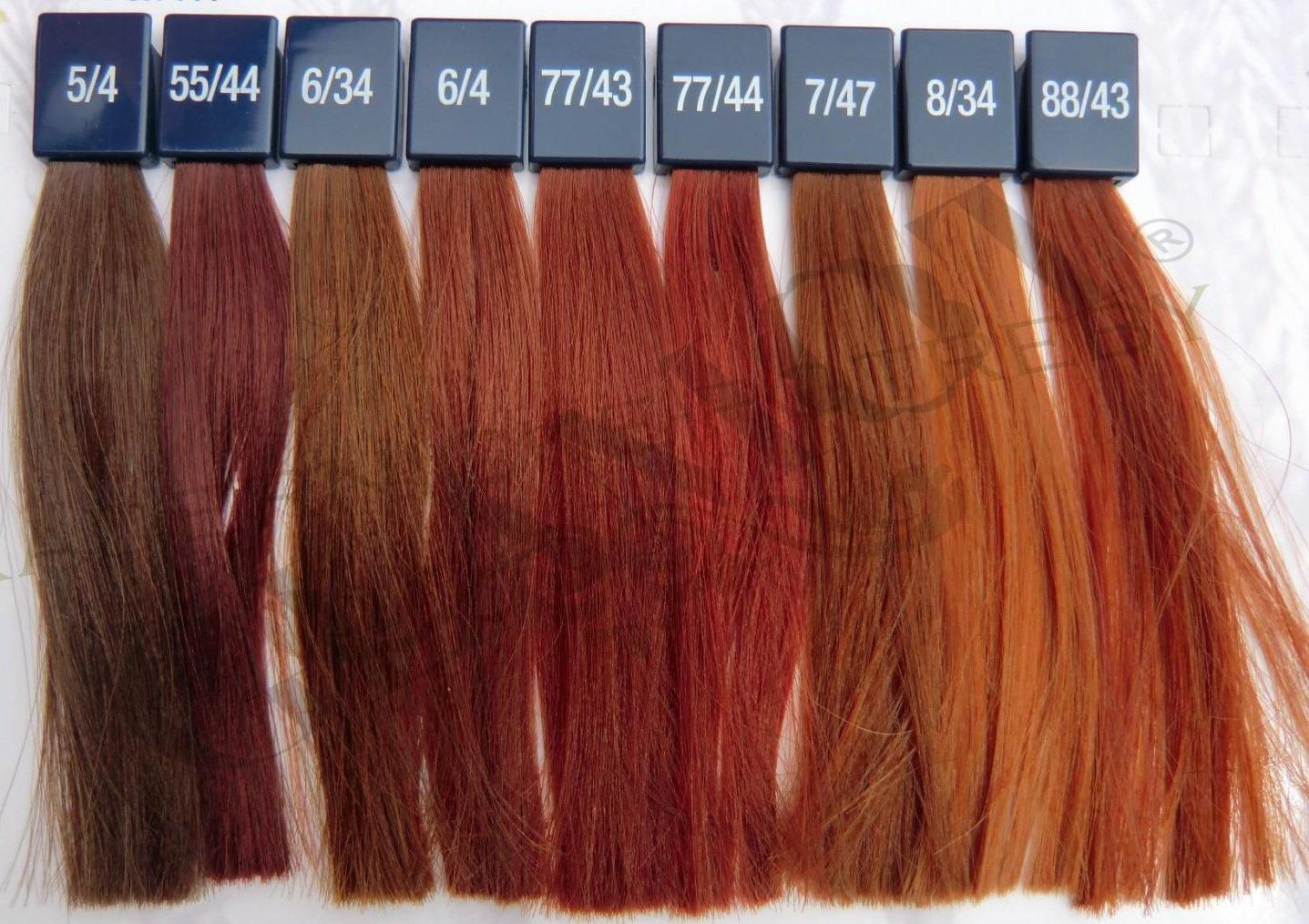 WELLA KOLESTON PERFECT Vibrant Reds | glamot.com | Beauty ...