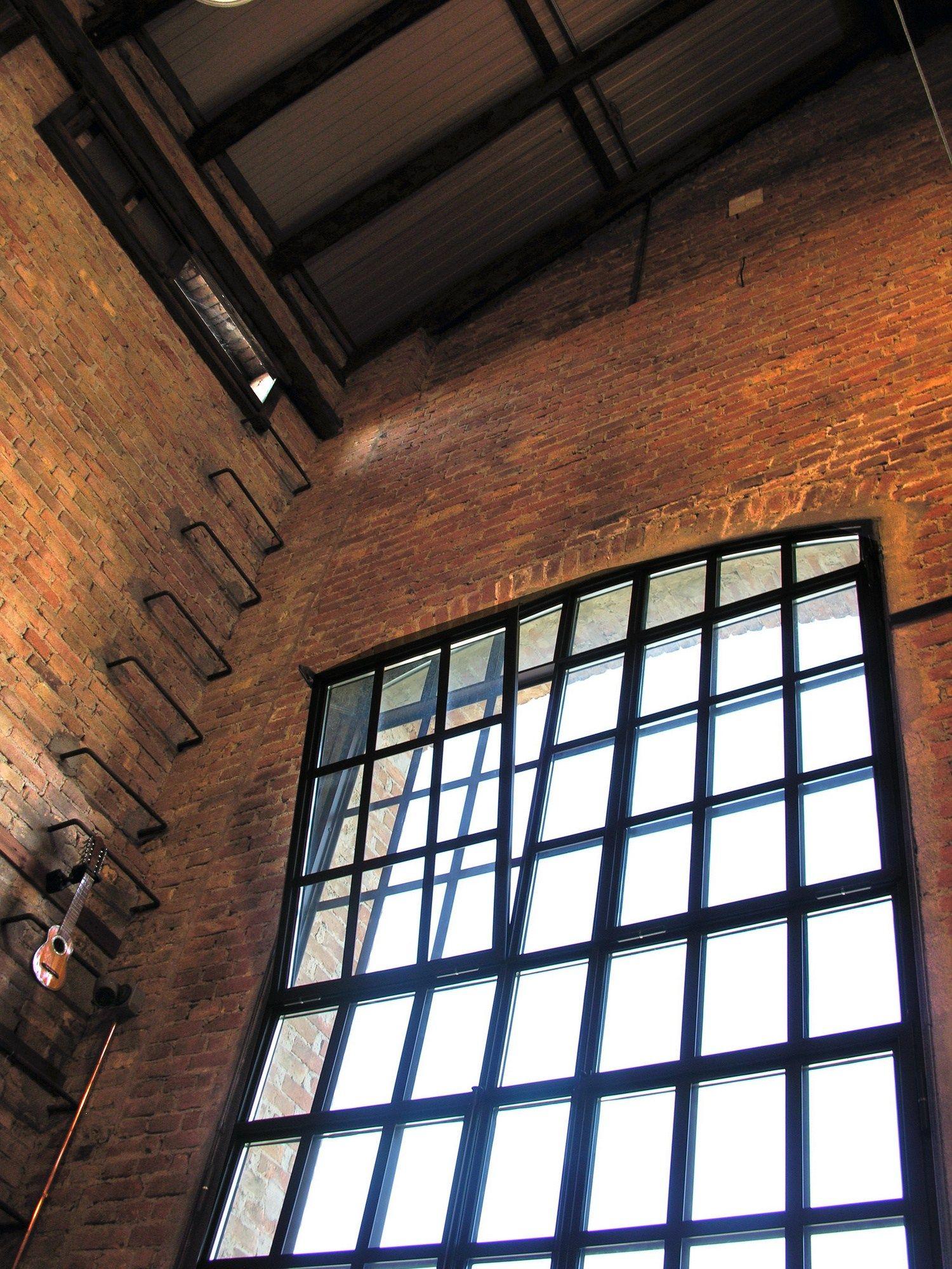 Steel thermal break window thermic thermal break window