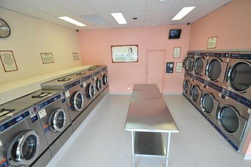 Smalls Laundromat Laundry Design Laundry Business Laundry Shop