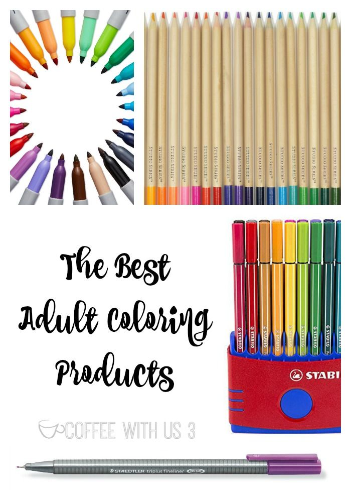 Best Gel Pens for Adult Coloring Books