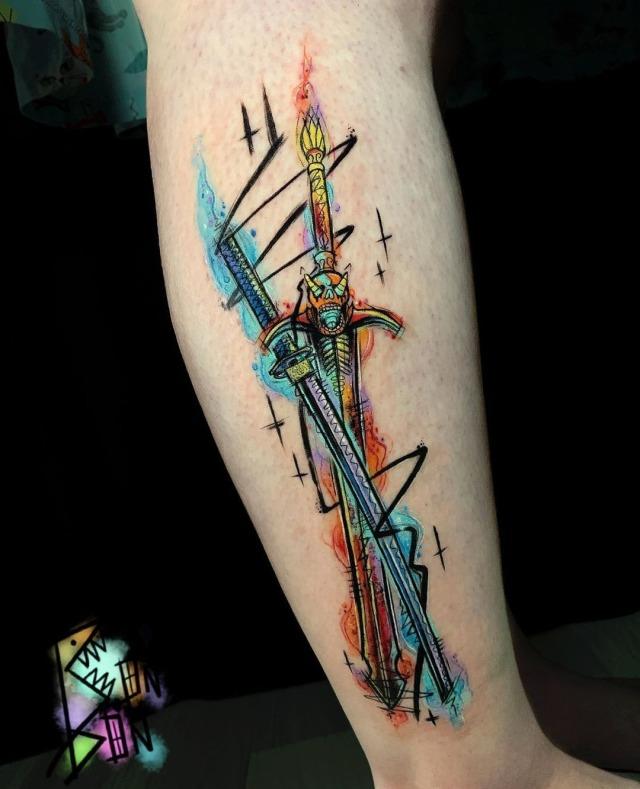 dmc tattoo | Tumblr