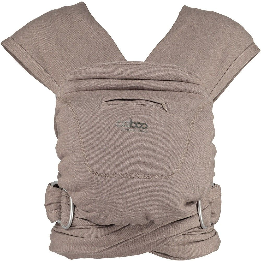 Multi Position Baby Carrier Caboo Organic