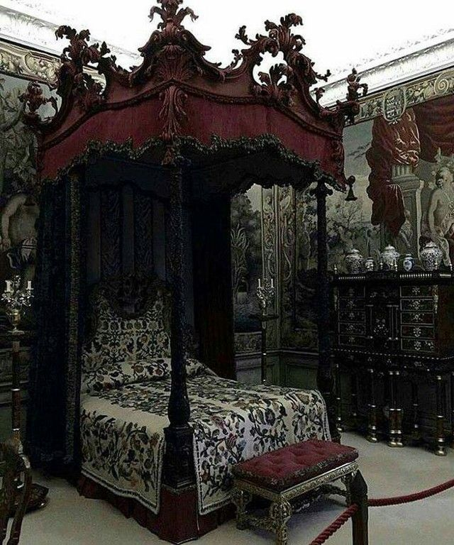 Photo of 20+ Awesome Gothic Bedroom Ideas – The Urban Interior