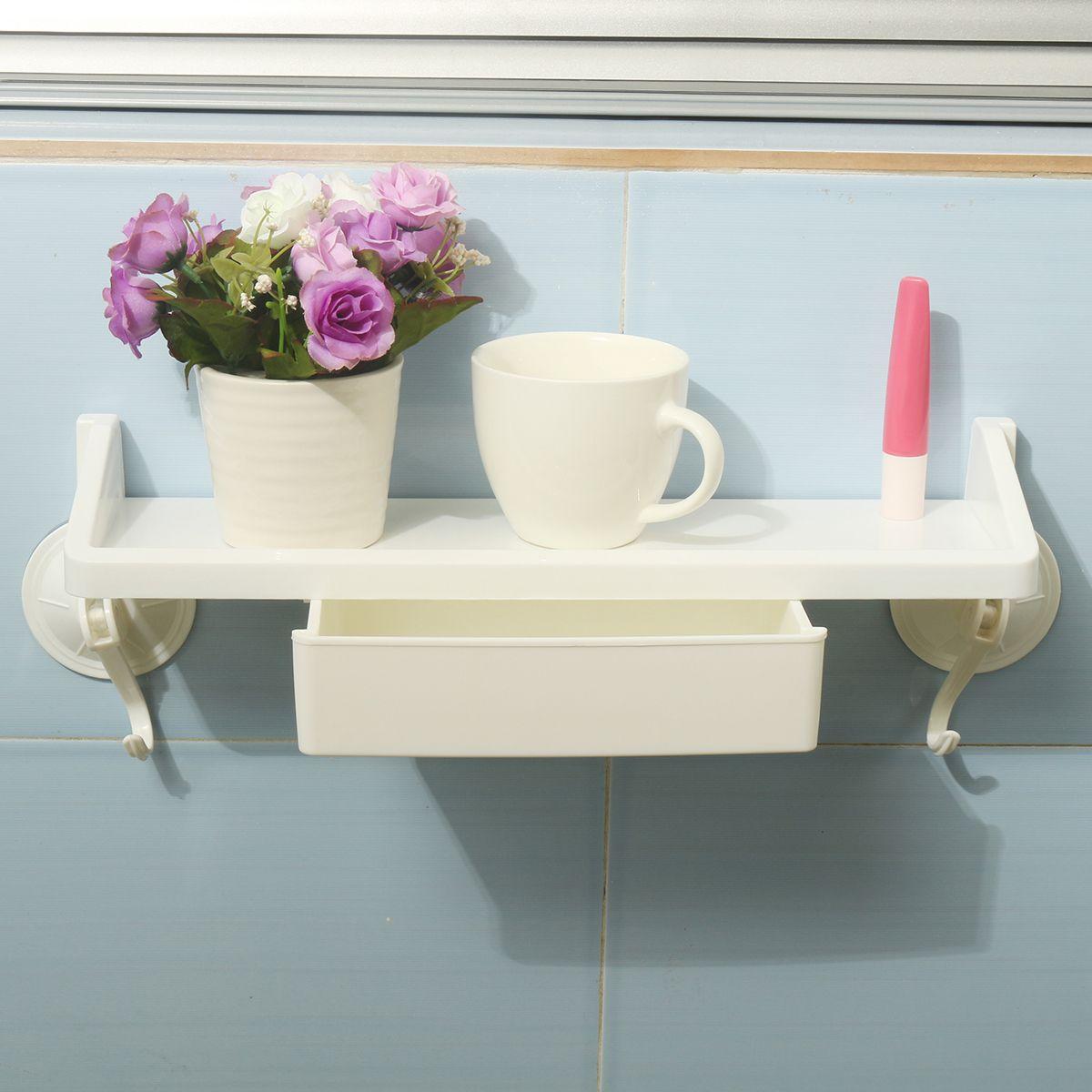 Us 13 90 Saugnapf Regal Mit Schublade Kuche Badezimmer Badezimmer From Haus Und Garten On Banggood Com Schubladen Regal Badezimmer Puerto Rico