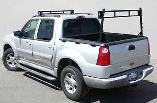 Truck Ladder Rack Ford Sport Trac 01 05 With Tonneau Ebay