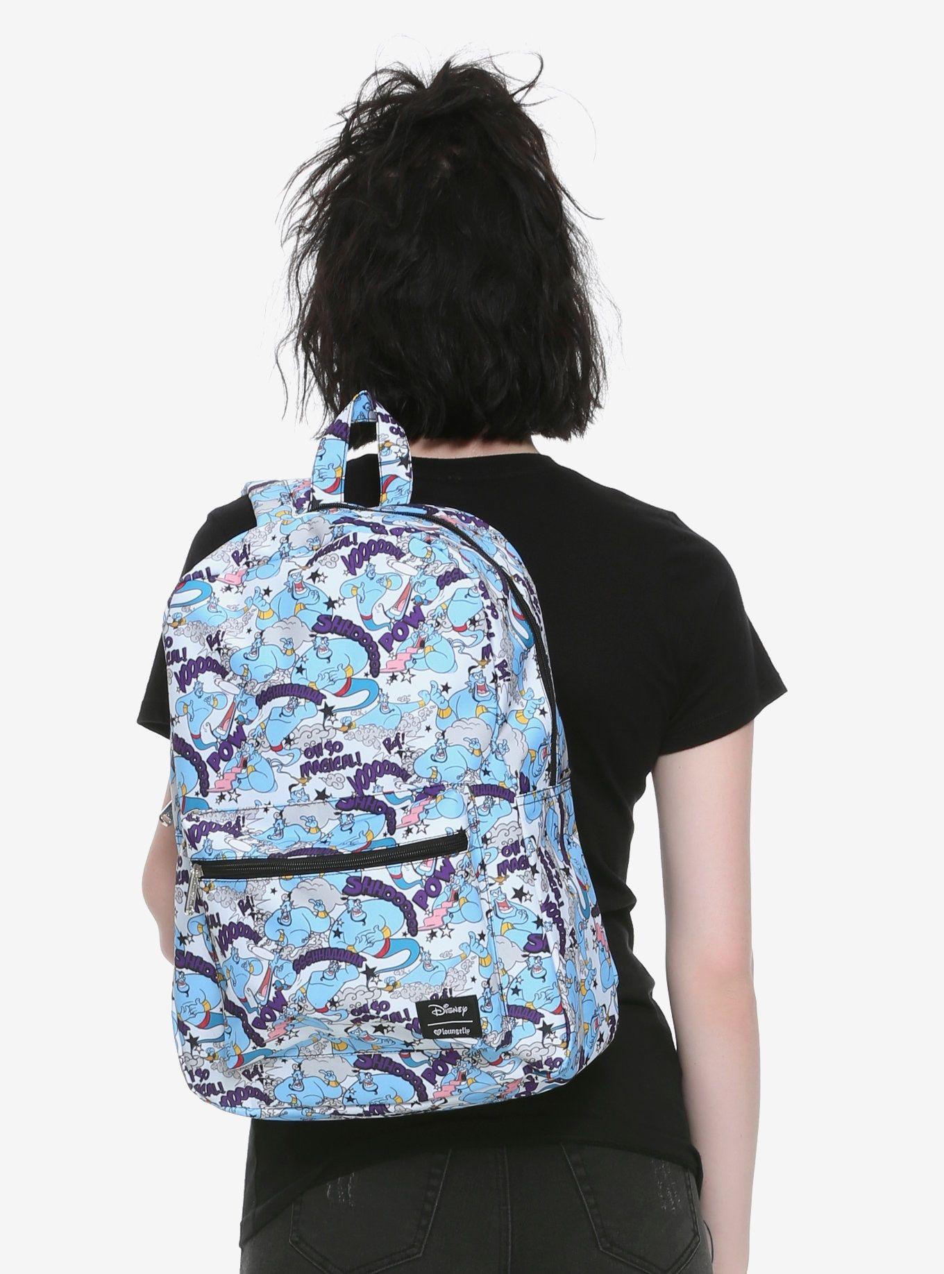d15612b51d5 Loungefly Disney Aladdin Genie Backpack