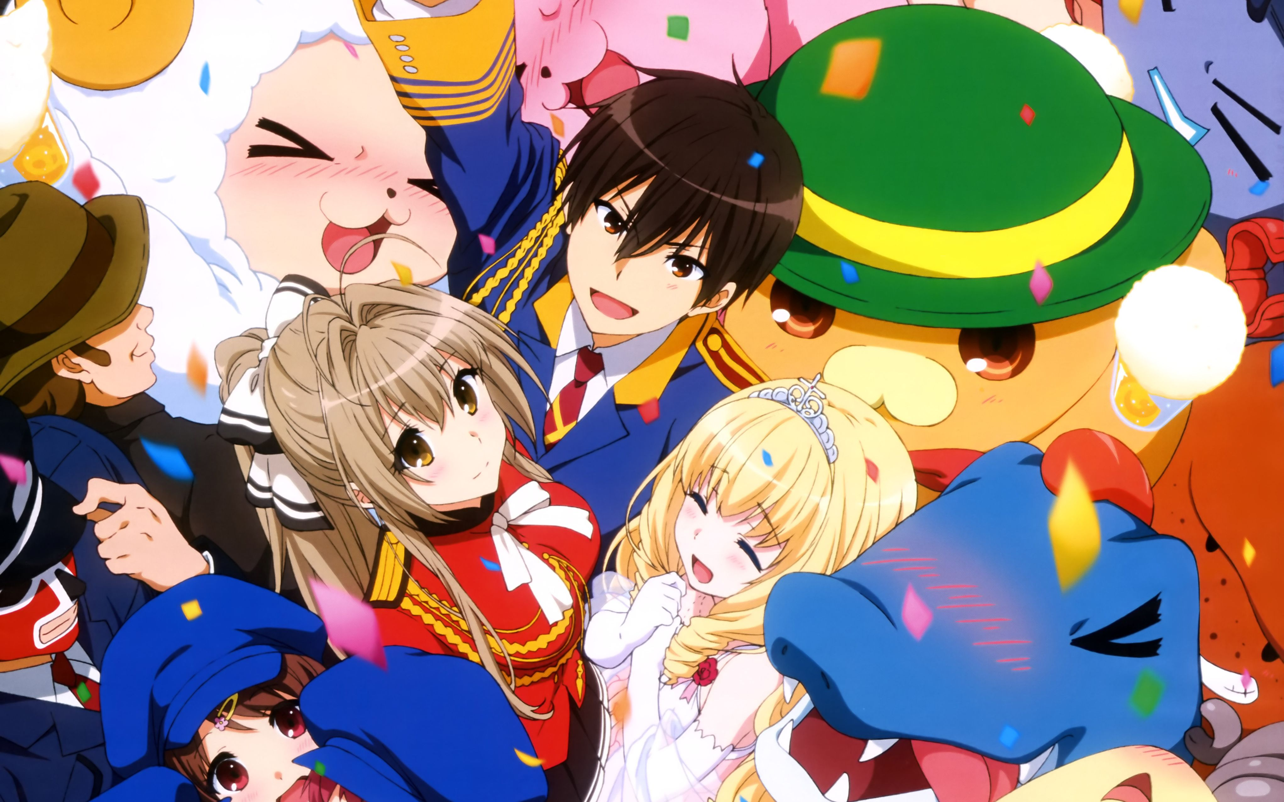 Amagi Brilliant Park No Time to Take It Easy! Amagi
