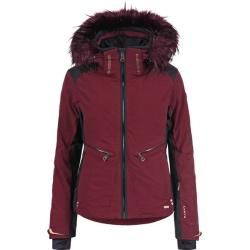 Photo of Luhta women's ski jacket Bernice, size 36 in red LuhtaLuhta