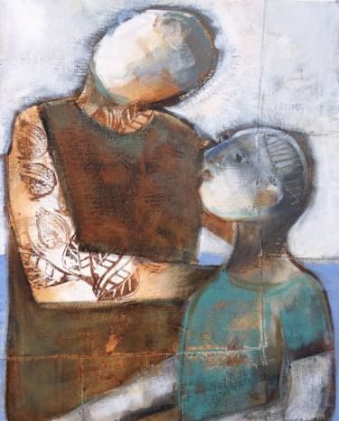 Risultati immagini per parenting saatchi art