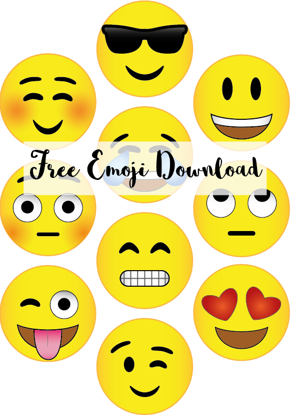 Emoji Photobooth Props Free Download Pure Sweet Joy Free Emoji Props Free Emoji Party