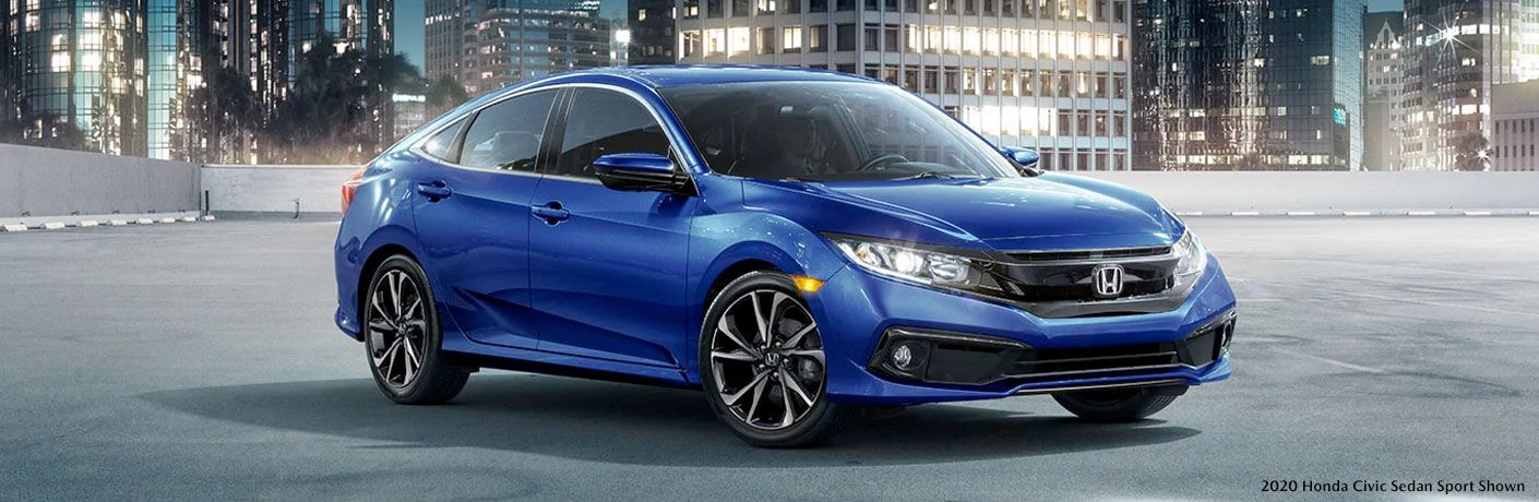 Perfect 2020 Honda Civic Lx Sedan Specs And Description di
