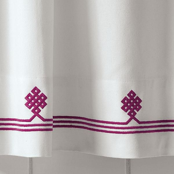 Exceptional Berry Gobi Shower Curtain From Serena U0026 Lily @serena Nice Design