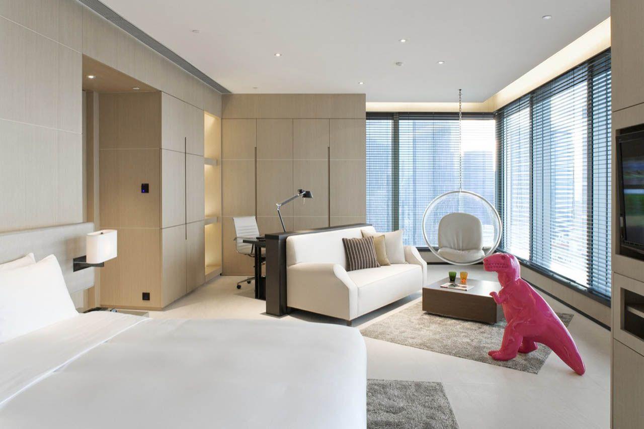 Minimalist Interior Design In East Hotel