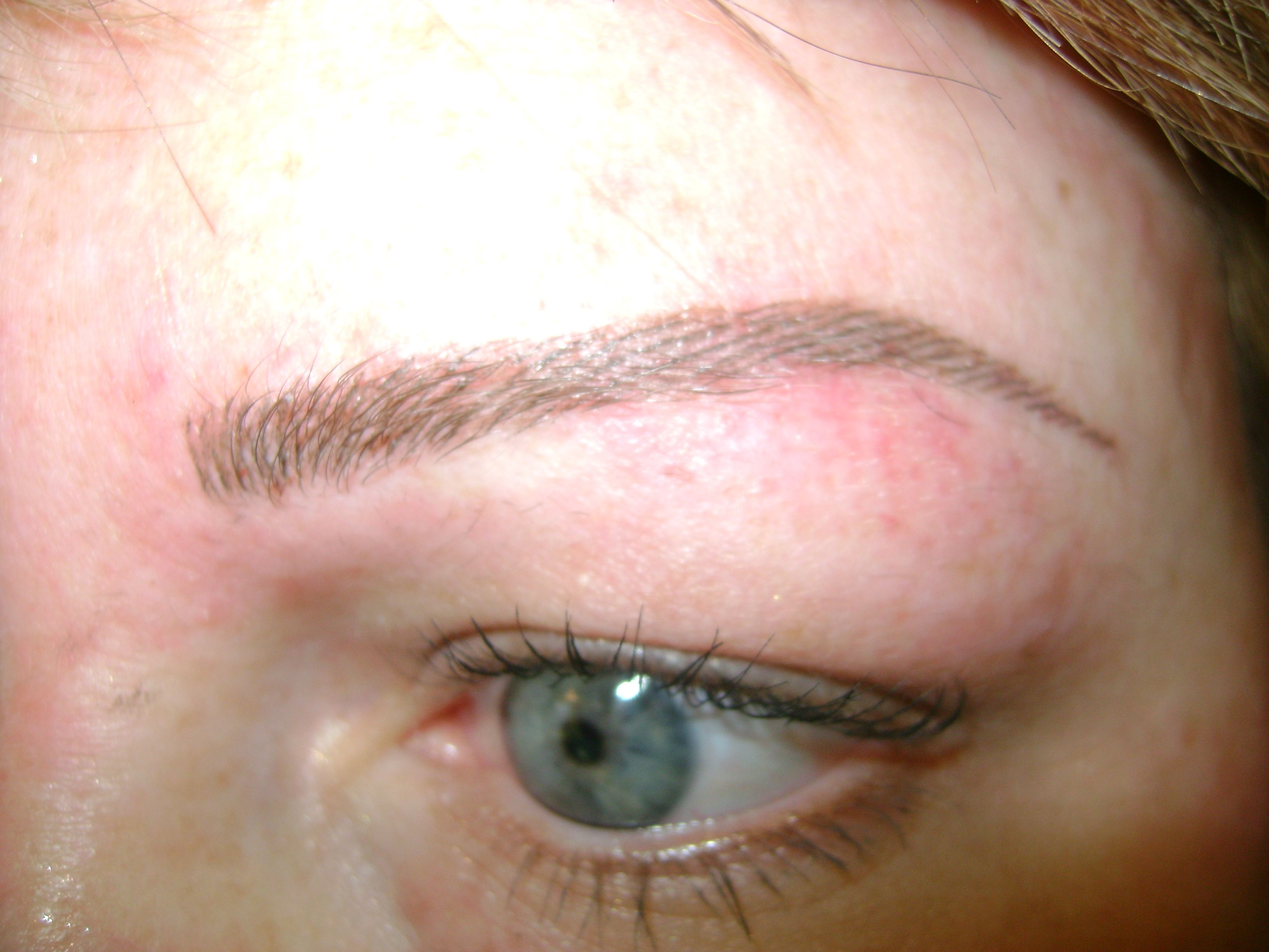 Eyebrow tattoo before and after eyebrow tattoo eyebrows