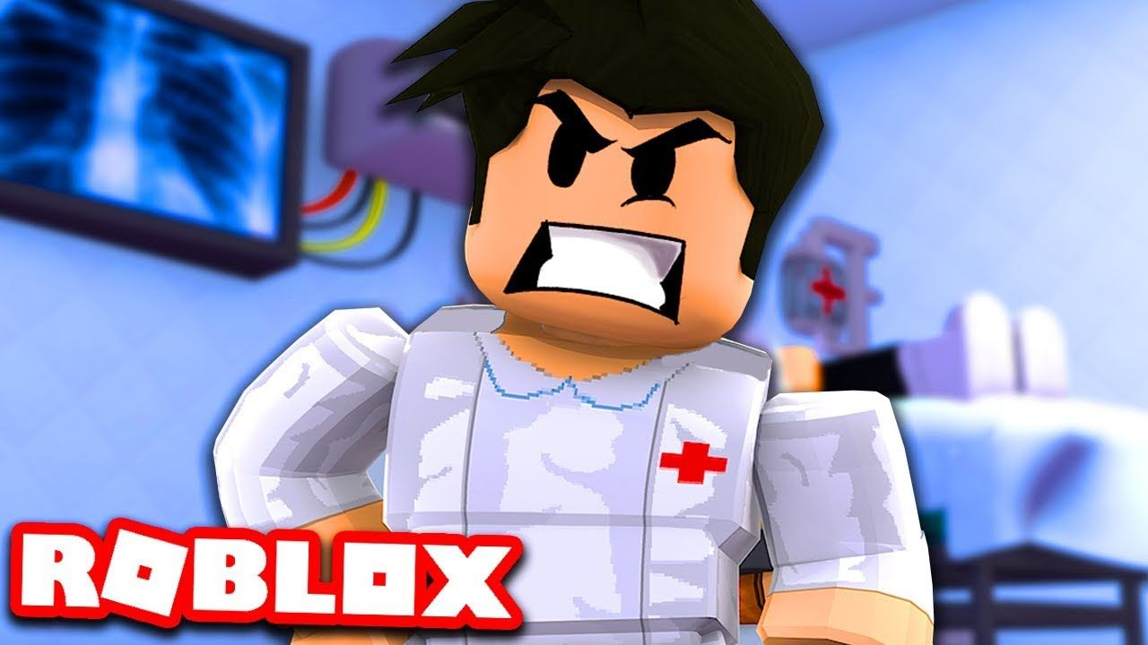 Messed Up Roblox Hospital Youtube Roblox Hospital Mess Up