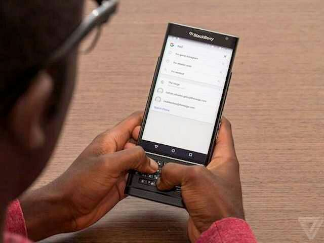 Google's: BlackBerry Cuts Price of Android Device Amid Slow ...
