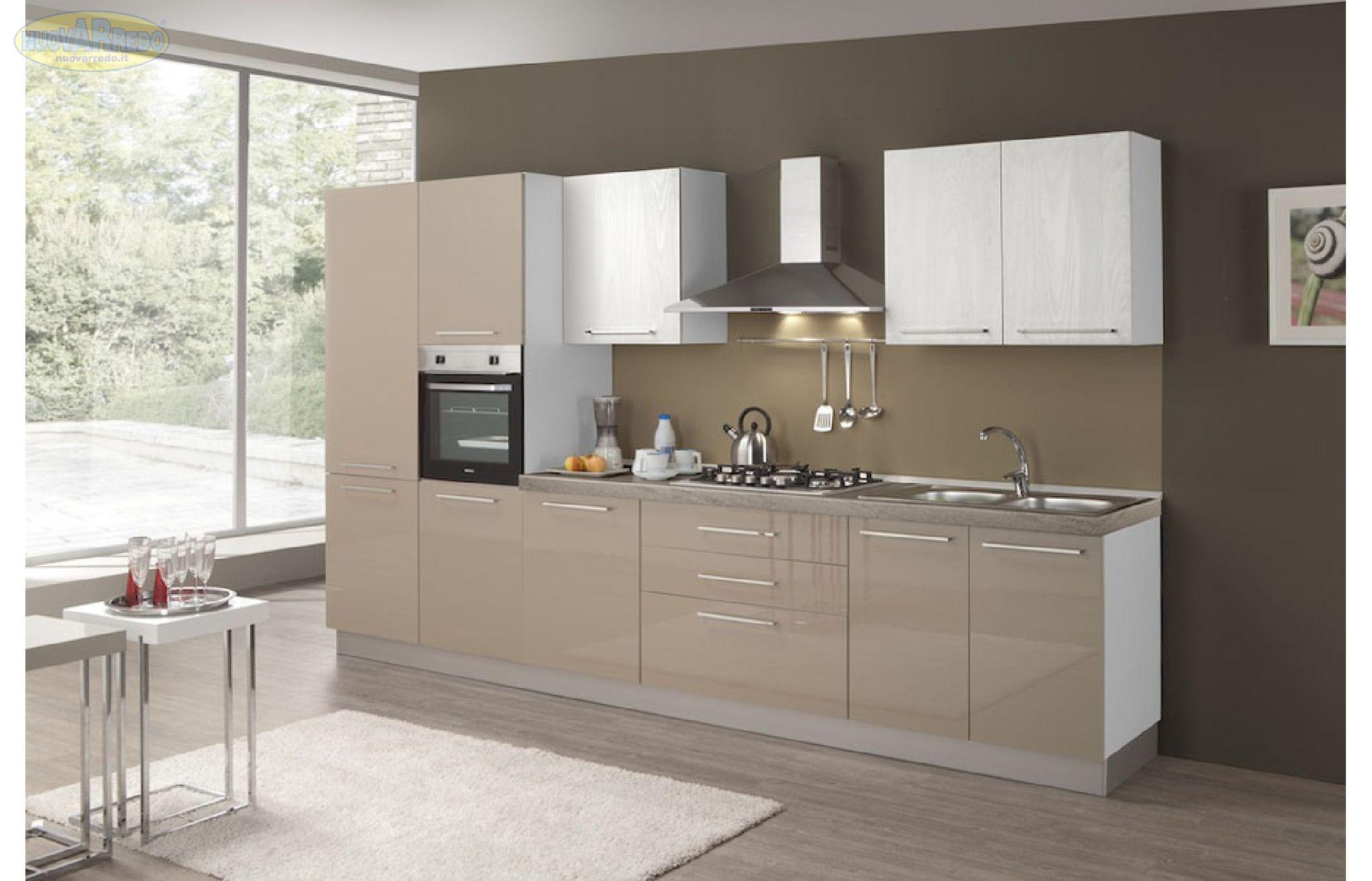 prezzo: ? 2390 cucina componibile mod. kira-yosemite completa di ... - Cucina Elettrodomestici