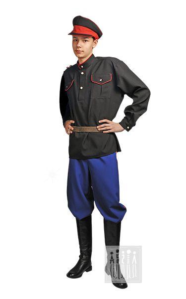 костюм казачий фото