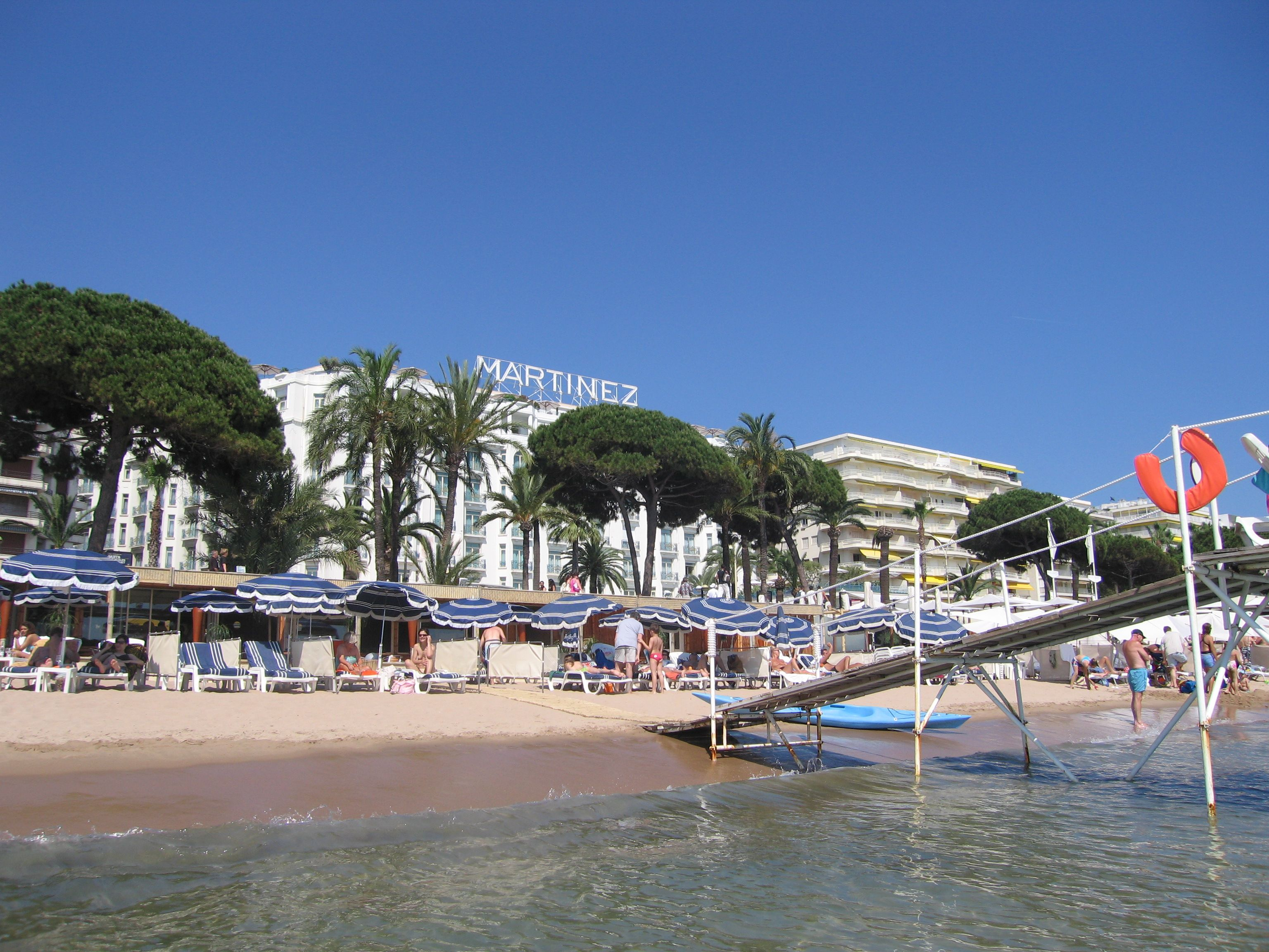 Hotel Martinez Cannes Exceptional Places 've Stayed
