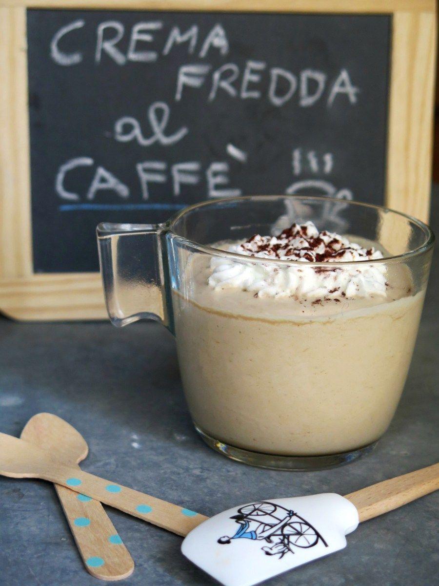 Crema caffè fredda
