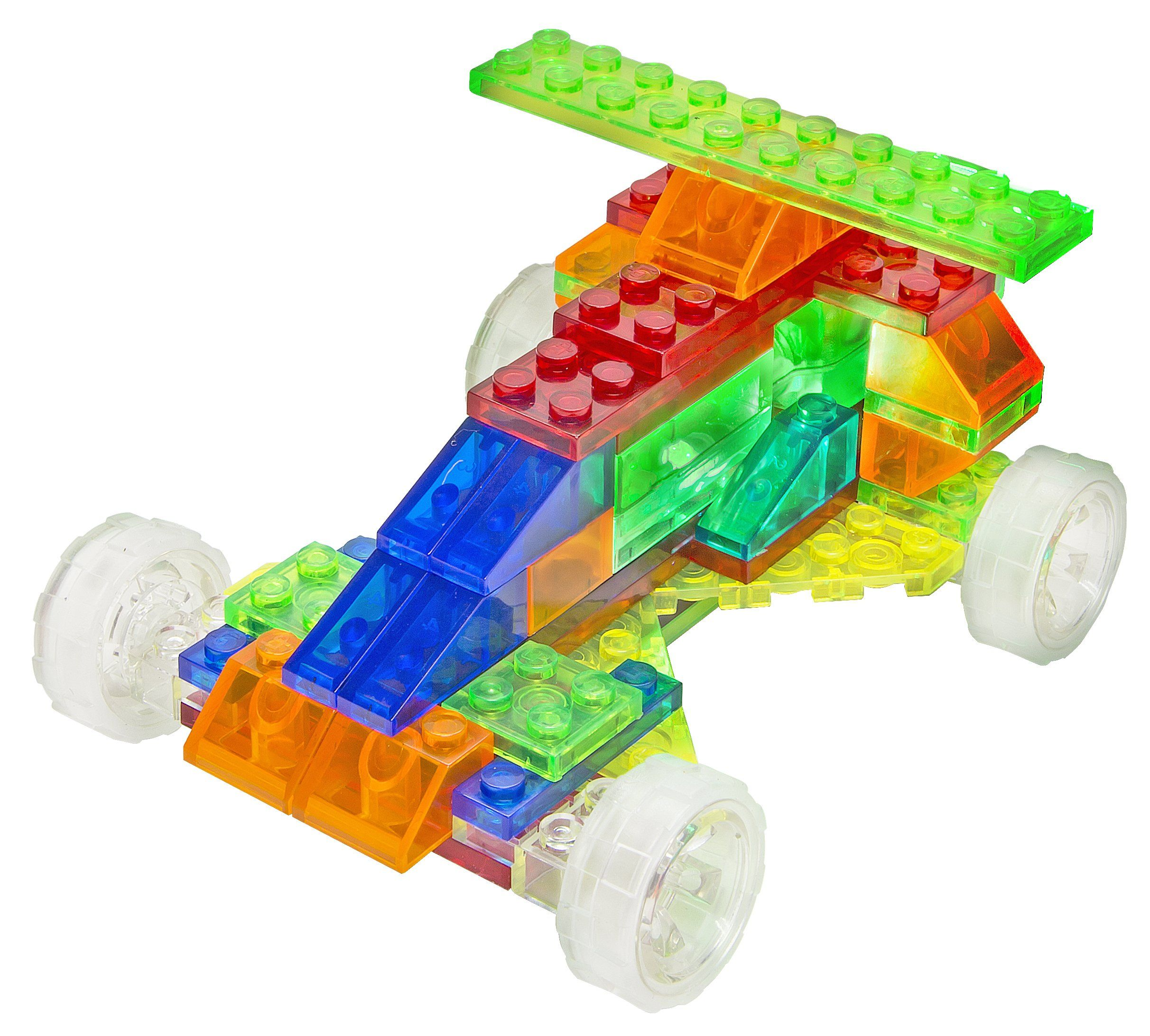 Laser Pegs 4in1 Cars Building Set * Want extra details