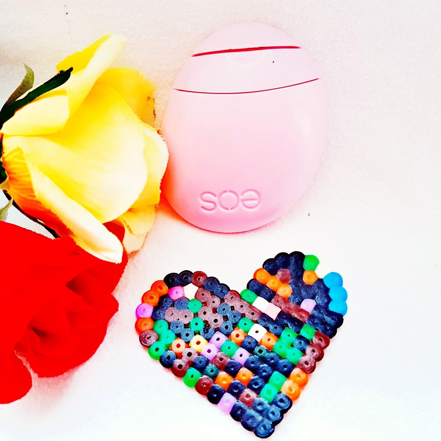 Berry Blossom Eos Handcremen Produktpaket