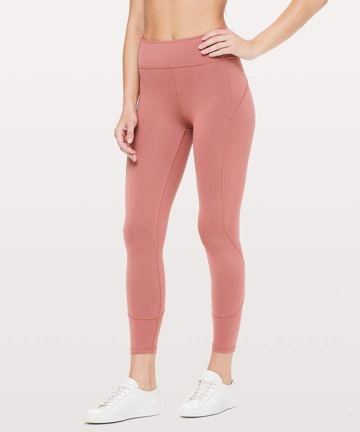 64c3e23b69 Lululemon In Movement Tight 25 *Everlux | Products | Yoga pants ...