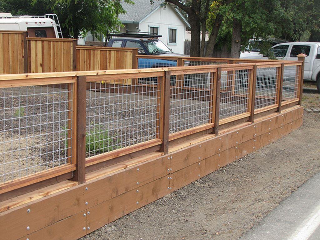 Image of: Hog Wire Fence Rolls | farm | Pinterest | Hog wire fence ...