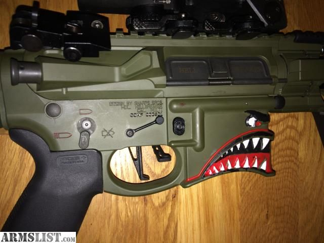 Armslist For Sale Sharps Brothers Hellbreaker Lower By Spikes