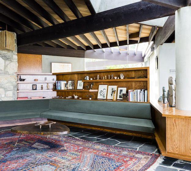Architect: John Lautner