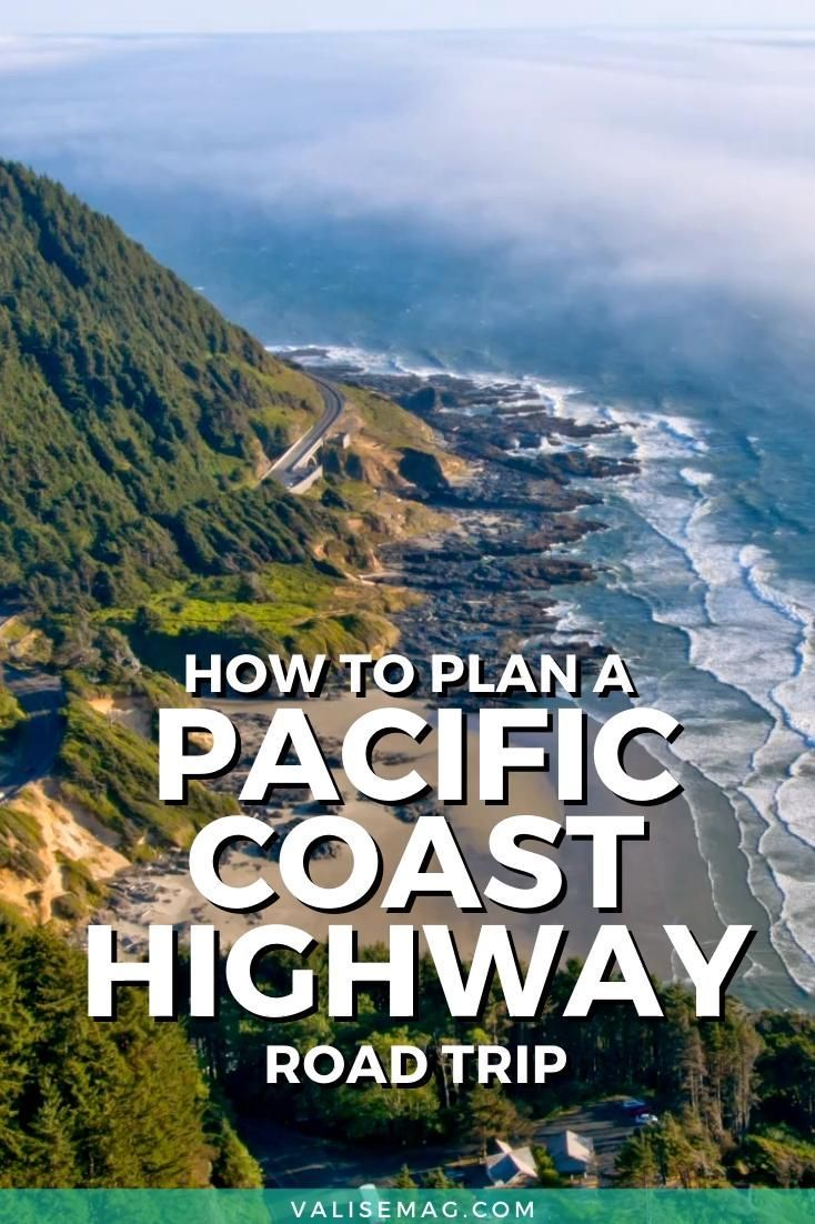 How to Complete an Epic Pacific Coast Highway Road