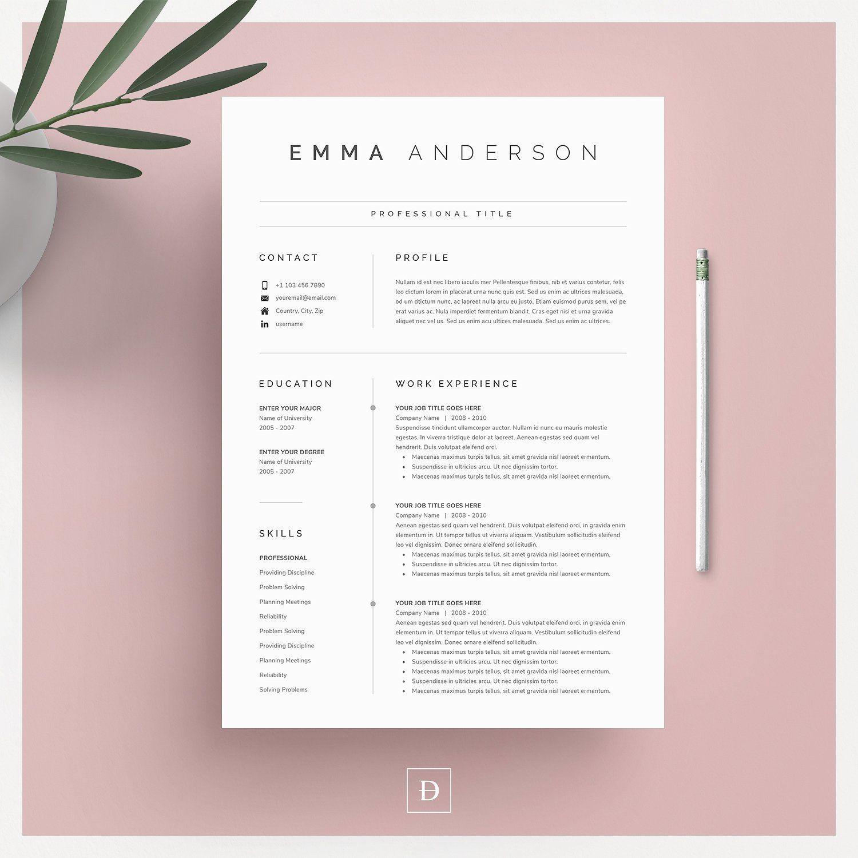 Word Resume & Cover Letter Cover letter for resume