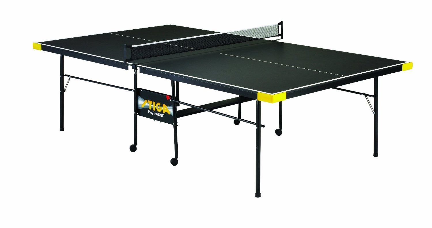 Stiga Legacy Indoor Table Tennis Table Reviews Table Tennis Ping Pong Table Ping Pong