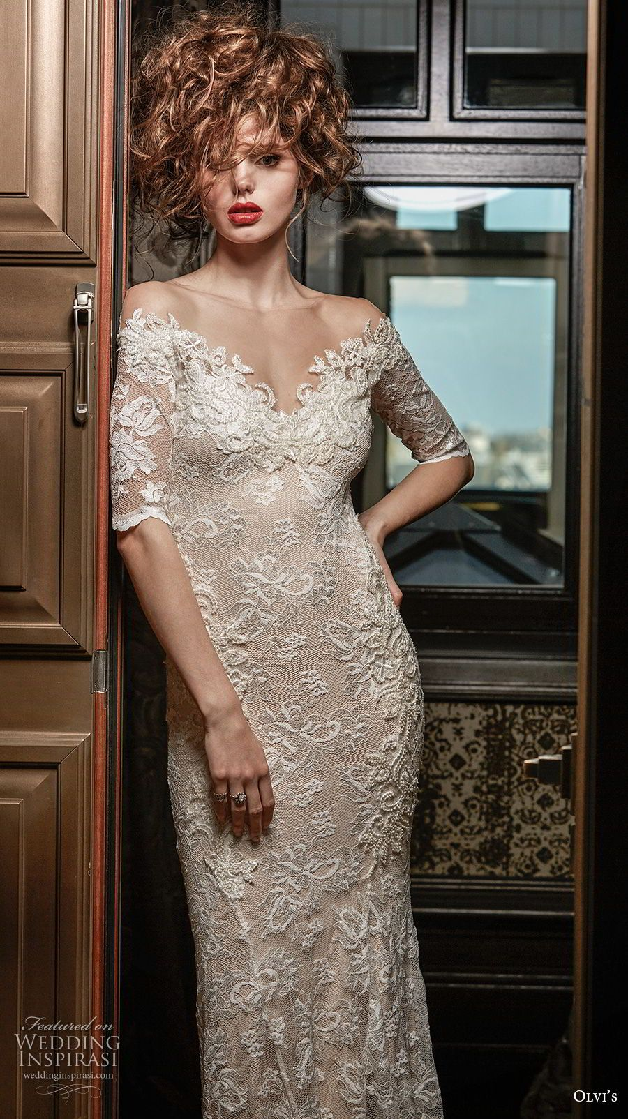 Olvius wedding dresses u ucroyal romanceud bridal collections