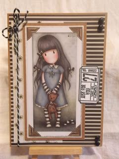DREAM CARDS by SHARON: RECENT MAKES