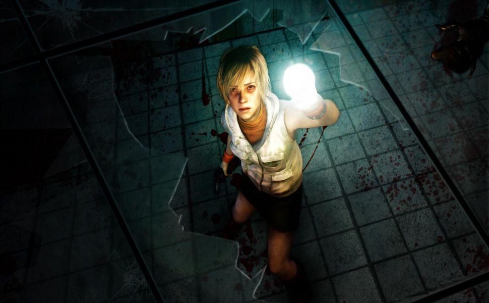 Silent Hill 3 Hd Wallpaper Silent Hill Silent Hill Video Game Silent Hill 1