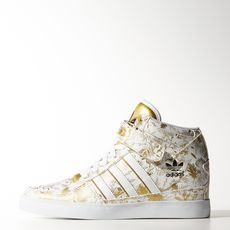 adidas - FORUM UP W Running White Ftw   Metallic Gold   Black B35825 ... b3b9868e23