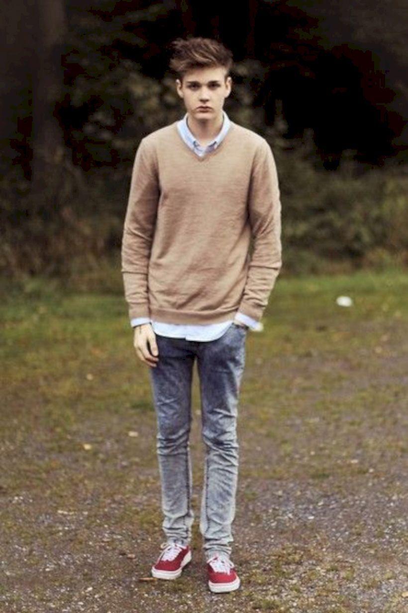 Teen guy trends