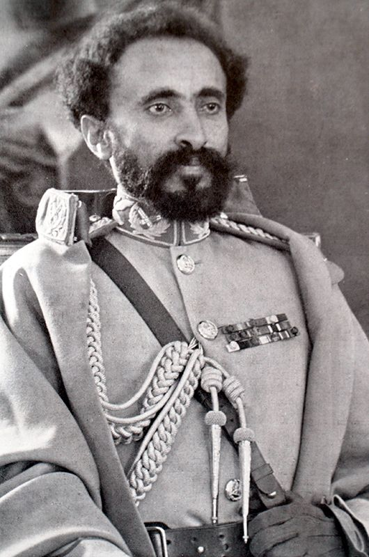 Image result for rare images of haile selassie