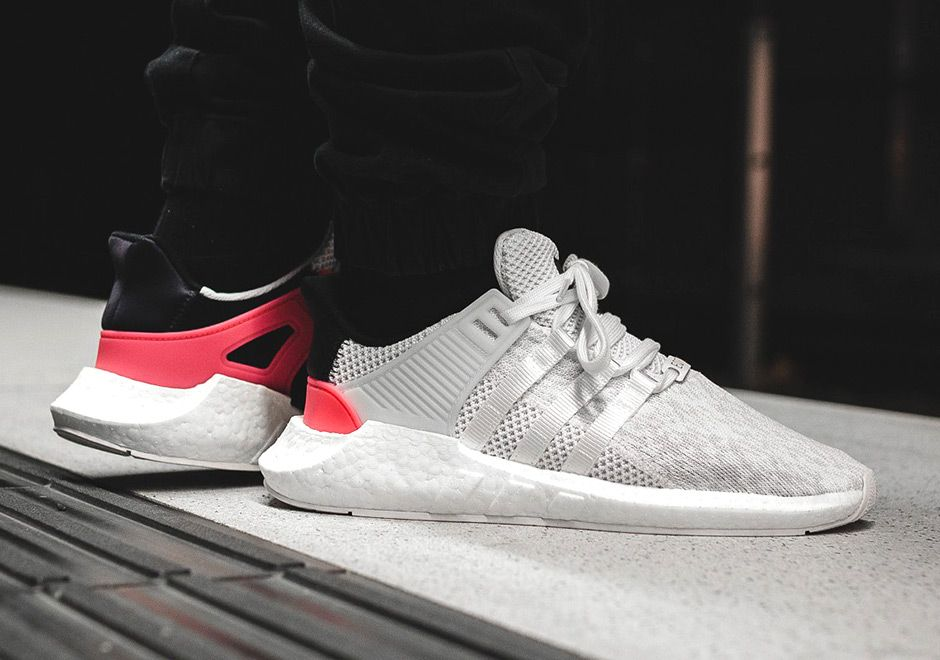 best service acc96 d3b83 ... Black) End Clothing Footwear · Complete list of retailers for the adidas  EQT Support 9317 in white .