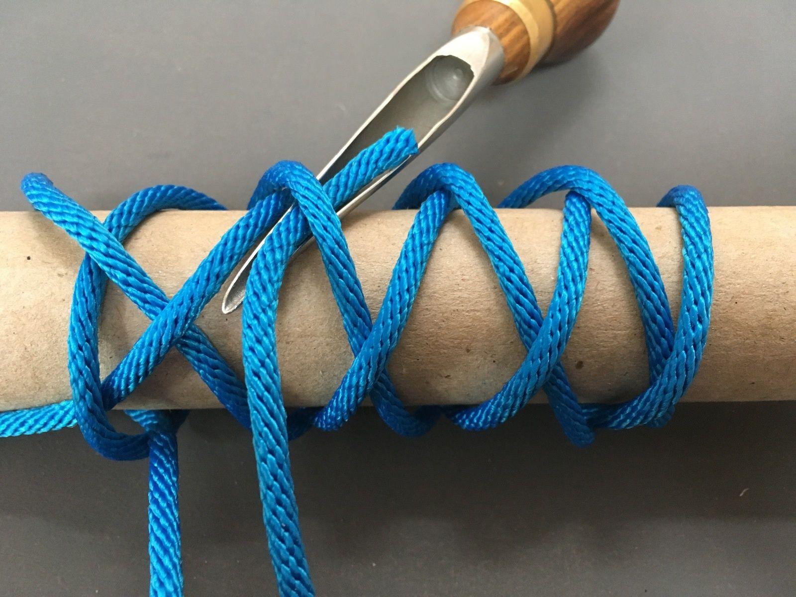 Realiser Un Bonnet Turc Large Rope Bracelet Knots