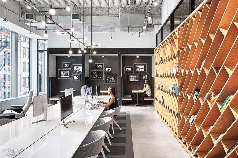 Nike ups its street cred in nyc with a new office by studios