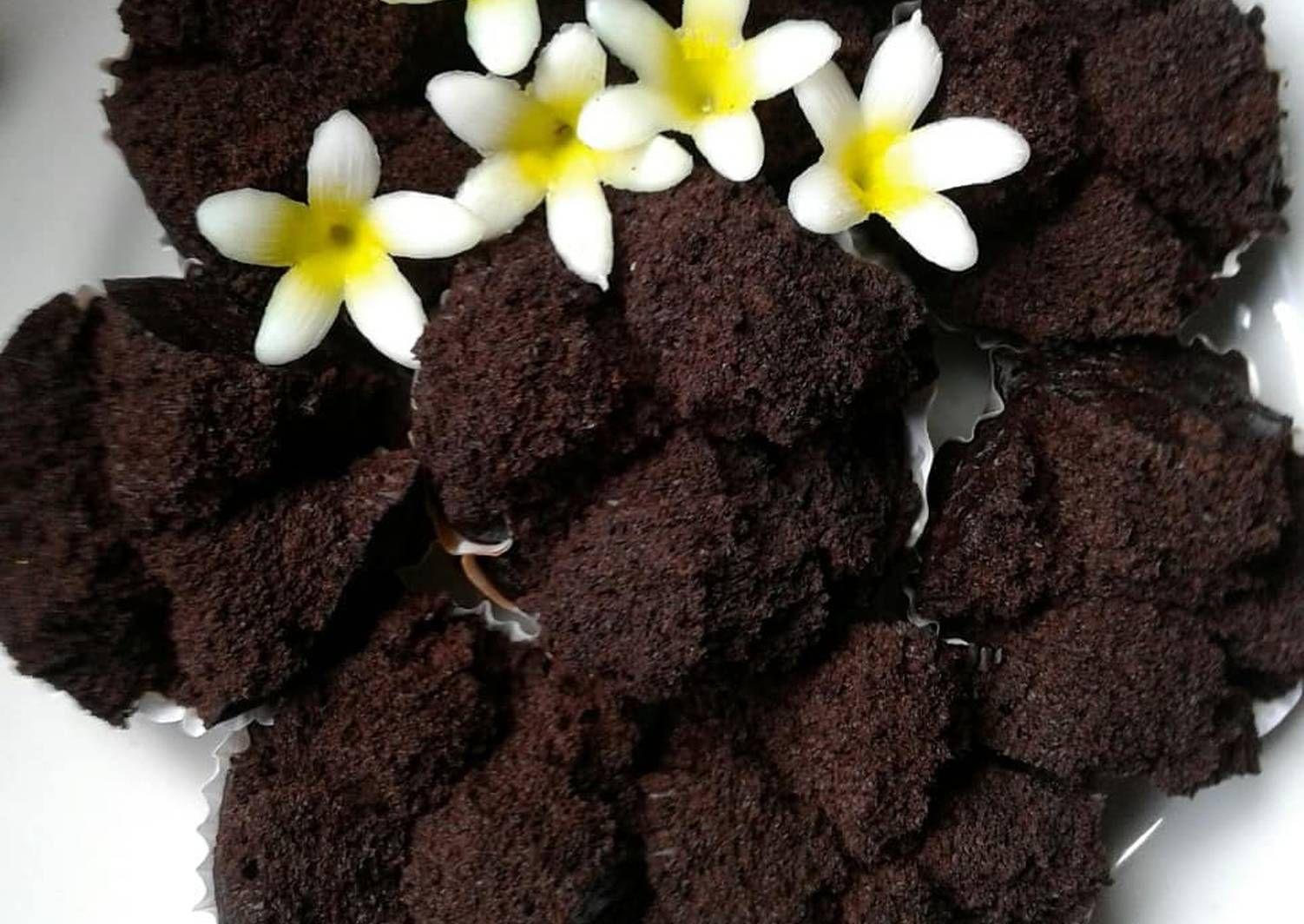 Resep Brownies Kukus Tepung Beras Oleh Susanti Maris Resep Brownies Tepung Pengayak Tepung