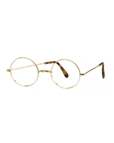 421b9fd7ce Perfectly Round Eyeglasses w out Nose Pads 14K Rolled Gold - Eyeglass.com   round  eyeglasses  vintage  frames