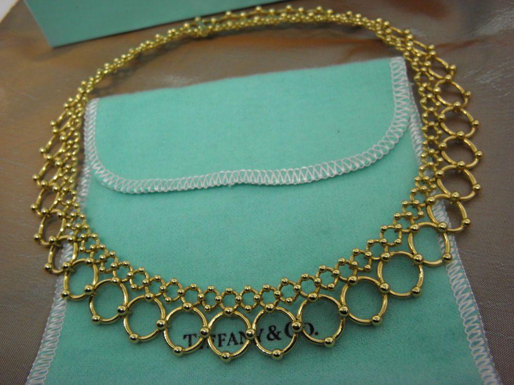 Tiffany Perlenkette