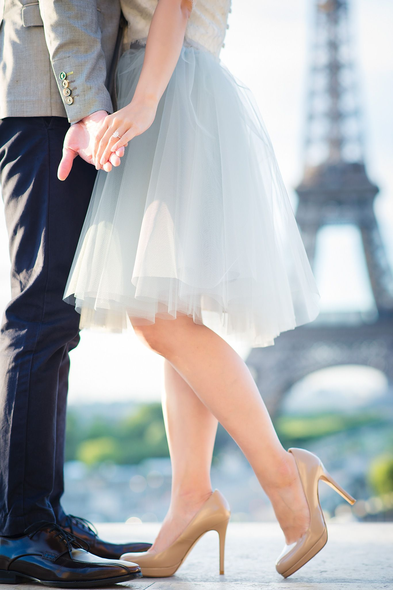 Hold my hand and I will go anywhere with you... #theparisphotographer…
