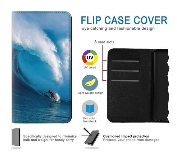 Hawaii Surf Surfing Hard & Leather Flip Case iPhone 11 Pro Max   Etsy