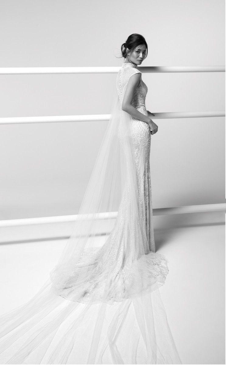 Alessandra Rinaudo Wedding Dress 2019 - Wedding Dress Inspiration #weddingdress #weddinggown #weddingdresses #wedding #bride #bridedress