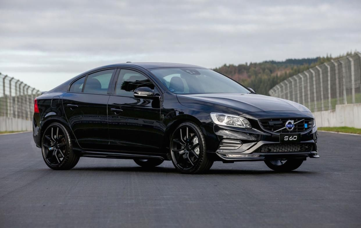 hight resolution of volvo s60 and v60 polestar scott mclaughlin editions are powered by a six cylinder turbocharged t6 engine description from automobilesreview com