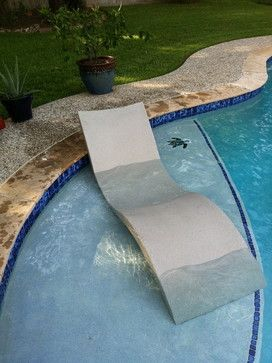 Ledge Loungers In Action!   Modern   Patio Furniture And Outdoor Furniture    Ledge Lounger